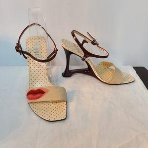 Prada Heel Sandals